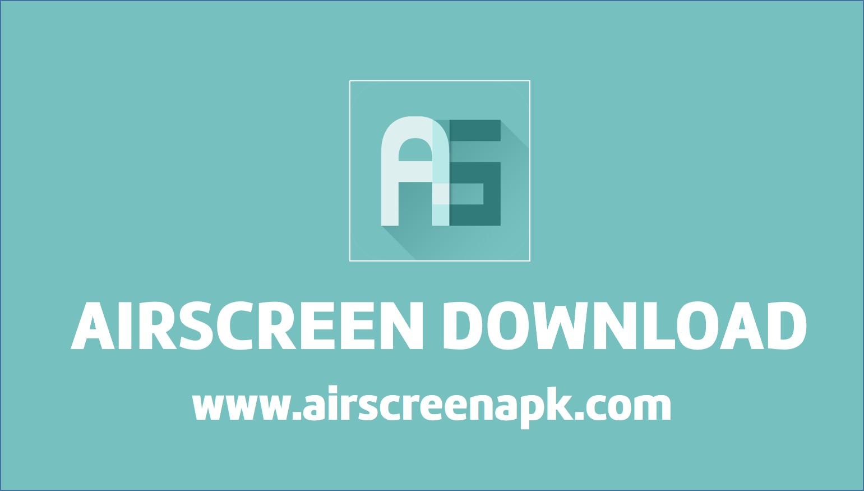 airscreen download